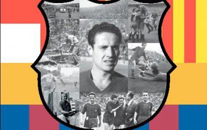 Llibre: 'Francesc Calvet. El pagès que va triomfar al Barça'