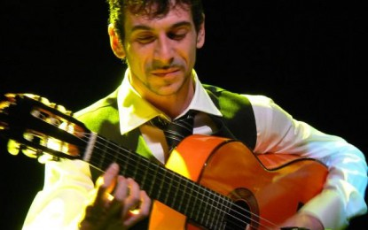 Concert flamenc: Sensaciones amb Puchero
