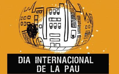 Dia Internacional de la Pau: drets fonamentals i activisme