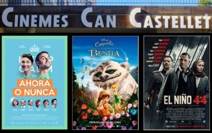 Estrenes del 19 de juny als Cinemes de Sant Boi