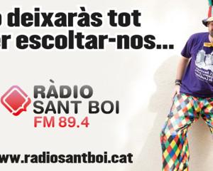 Nova temporada de Ràdio Sant Boi al 89.4 FM