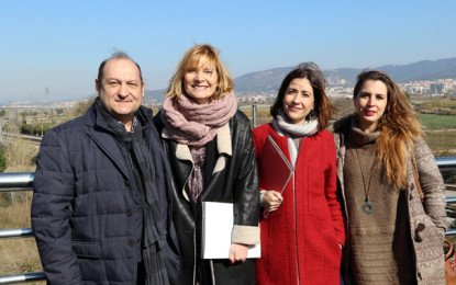 Sant Boi, Viladecans, Gavà i Castelldefels demanen el seu metro