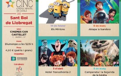 Cicle de Cinema Infantil en Català a Sant Boi