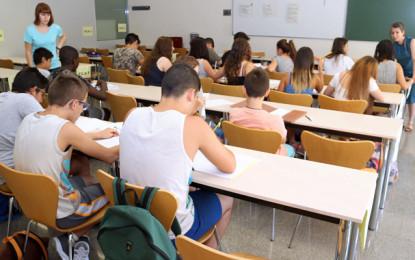 Més de 300 alumnes participen al programa de suport a l'estudi