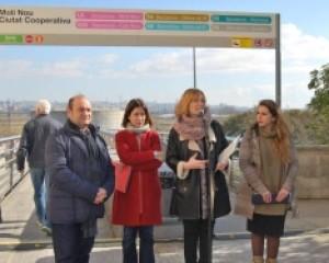 """Sant Boi, Viladecans, Gavà i Castelldefels demanen al Ministeri de Foment reprendre el projecte del """"Metro del Delta"""""""