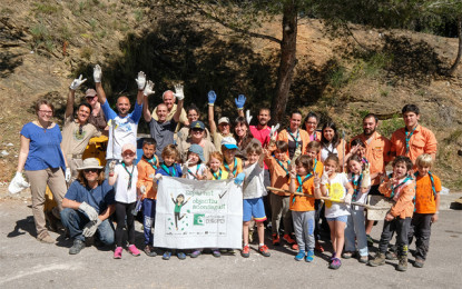Let's clean up, Europe: neteja de Sant Ramon