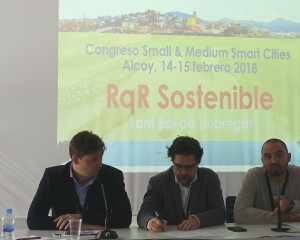 Sant Boi, present al Congrés d'Smart Cities d'Alcoi