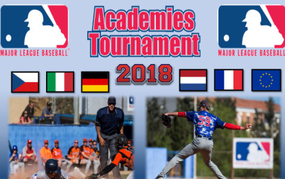 MLB Academies Tournament 2018 a Sant Boi