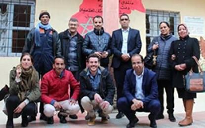 Ben Guerir (Marroc) i Sant Boi comparteixen experiències de participació