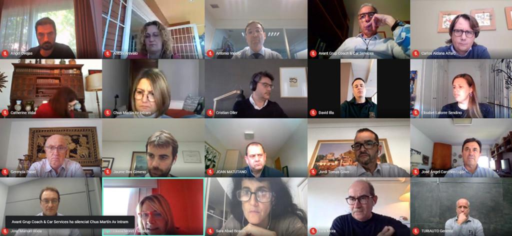 Videoconferència empreses SB