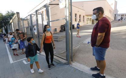 Sant Boi inicia el curs escolar amb mesures de suport de l'Ajuntament