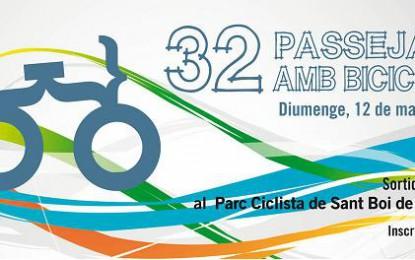 32 Passejada amb bicicleta
