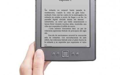 E-books per a discapacitats visuals a la Biblioteca