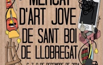 Concurs de cartells pel Mercat d'Art Jove 2015