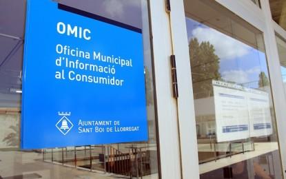 L'Ofinica Municipal d'Informació al Consumidor de Sant Boi a Internet