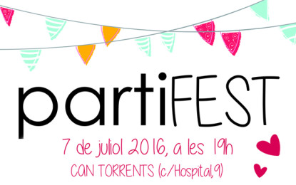 """Can Torrents acull la """"PartiFest"""""""