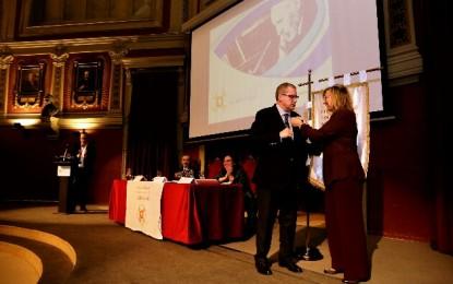 Benito Menni CASM rep la Medalla al Mèrit Sanitari de la Il·lustre Acadèmia de les Ciències de la Salut Ramón y Cajal