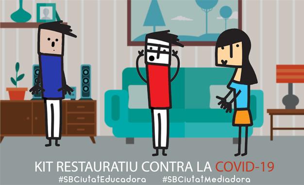 Vídeos COVID-19 Sant Boi